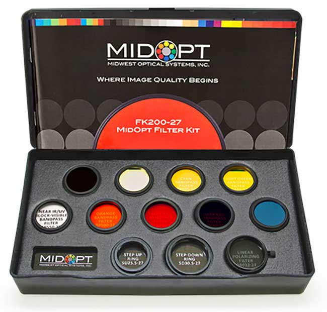 midopt filter kits