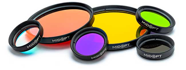 midopt filter types
