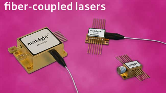 modulight fiber coupled lasers