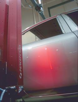 Photonics Measures The Quality Of Automotive Paint