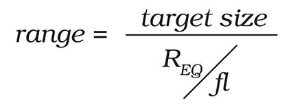 Camera Resolution Equation 4