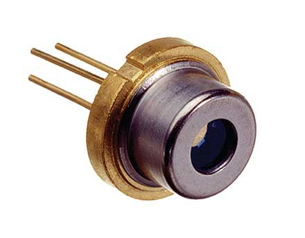High-power laser diodes.