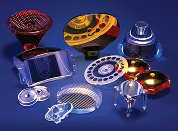 Plastic Optics: Specifying Injection-Molded Polymer Optics
