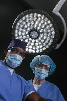 Lighting up the OR | Features | Feb 2010 | BioPhotonics