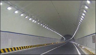 China Champions Led Tunnel Lighting Research