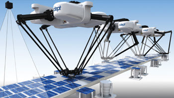 Robotic Automation for Solar Cell Manufacturing | Features