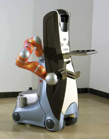 the rise of the service robot features oct 2011 photonics spectra. Black Bedroom Furniture Sets. Home Design Ideas