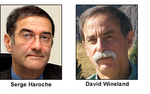Serge Haroche & David Wineland