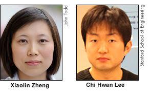 Xiaolin Zheng and Chi Hwan Lee