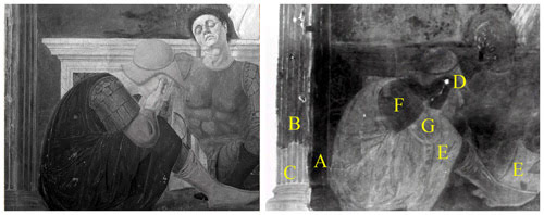 'The Resurrection' by Piero della Francesca.