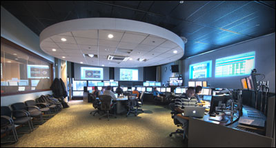 Remote Operations Center at Fermilab.