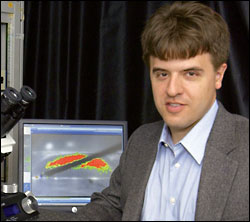 Karl Deisseroth of Stanford University published the first demonstration of high-speed optical control of neural activity using lasers in 2005, calling the new field 'optogenetics.'