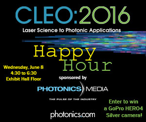 Attend the CLEO 2016 Exhibit Happy Hour
