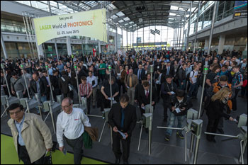 Laser World of Photonics, celebrating its 40th anniversary, was attended by more than 27,000 people from 74 countries.
