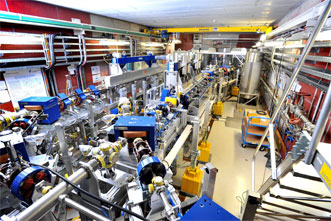 Free-electron lasers at HZDR.