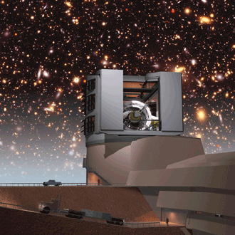 LSST will carry out a deep, 10-year imaging survey in six broad optical bands