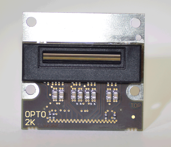 Orion digital line-scan sensor