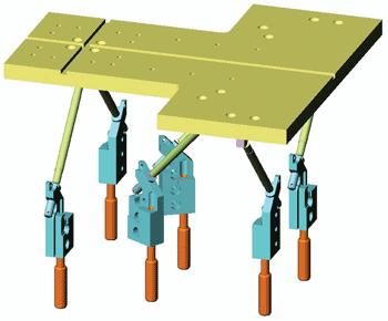 F-206 parallel aligner