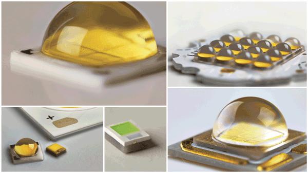 application-optimized LEDs