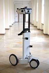 Portable 3D M3 Mapping Trolley