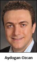 Aydogan Ozcan Awarded 2015 ICO Prize