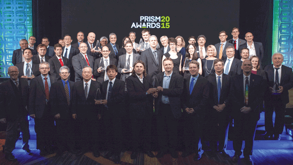 Prism Award Group Photo