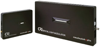 Meadowlark Optics Cambridge Research & Technology spatial light modulators