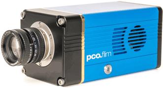 The pco.flim FLIM camera system.