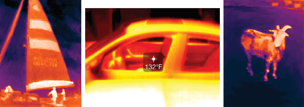 With applications in home improvement, personal safety, hunting and boating, and first response equipment, Seek Thermal is optimistic about the future of consumer IR imaging.