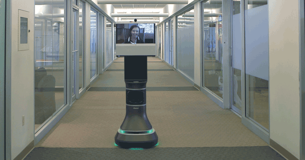 The Ava 500 telepresence robot from iRobot has completed field trials to facilitate collaboration across a distance via intelligent and safe self-navigation to preselected destinations.