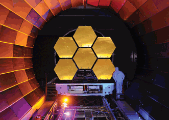 Ball Aerospace is responsible for design, manufacture, integration and test of JWST's groundbreaking optics system.