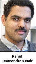 Rahul Raveendran-Nair