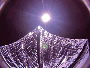 LightSail Spacecraft Test Mission Ends With Fiery Reentry