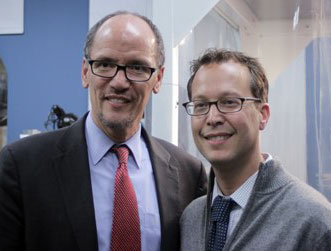 Tom Perez and Dan Gold