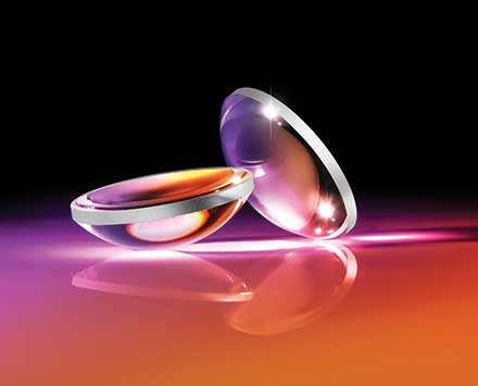 Best Form aspheric lens