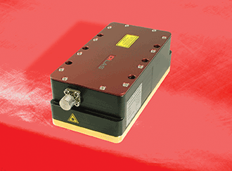 A 638-nm red fiber-coupled laser module
