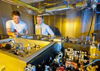 Broadband Laser Aimed at Cancer Detection
