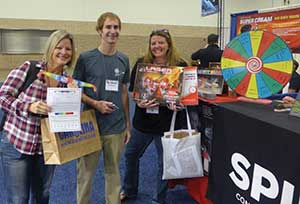 Teachers received educational tools for STEM learning in their classrooms at CAST 2015
