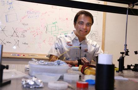 Univ Utah Professor Rajesh Menon