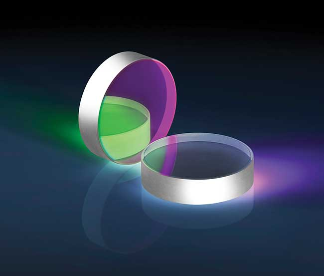 TECHSPEC Nd:YAG Laser Line Mirrors offer the high reflectance and superior surface quality and accuracy needed for demanding laser applications.