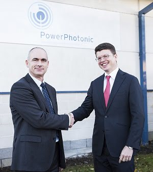 PowerPhotonic Partners with Precitec