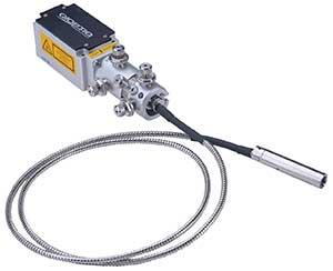 Qioptiq iRIS fiber-coupled laser module from Excelitas Technologies Corp.