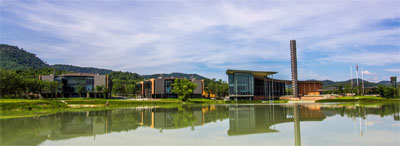 The Vidyasirimedhi Institute of Science and Technology (Vistec) in Rayong, Thailand.