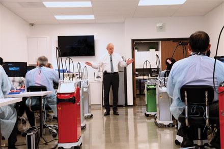 Biolase Opens Dental Laser Training Center | Laser News | Apr 2016