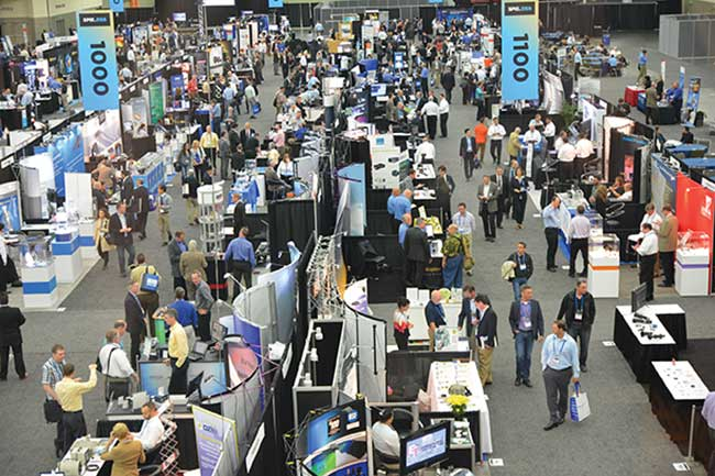 Thousands of people each year attend the annual global sensing and imaging event that focuses on the defense and commercial sensing sector.