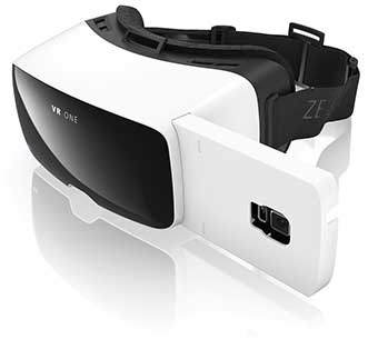 Zeiss VR ONE video glasses