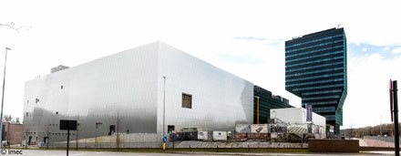 Imec's research facility in Leuven, Belgium.