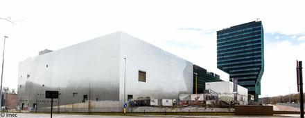 Imec's research facility in Leuven, Belgium.