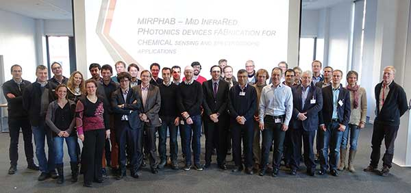 Kick-off meeting of the MIRPHAB project