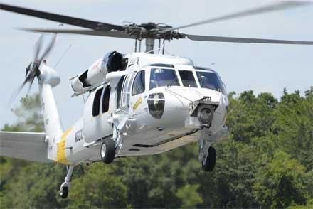 Lockheed Martin's INFIRNO takes its first flight aboard a Black Hawk.